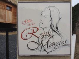 Plaque de la Reine Margot 1